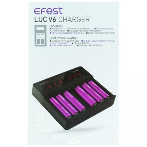 Efest Luc V6 Charger