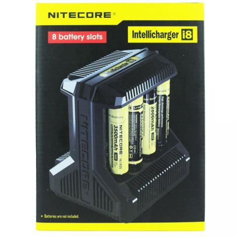 Nitecore Intellicharger i8