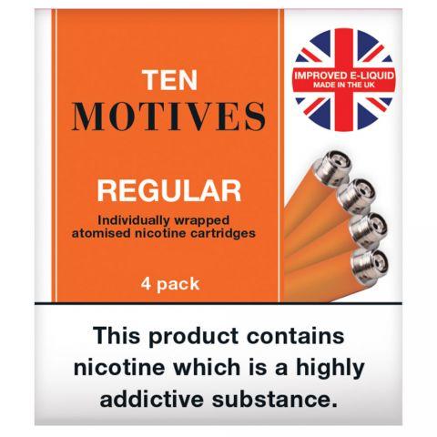 Ten Motives Regular