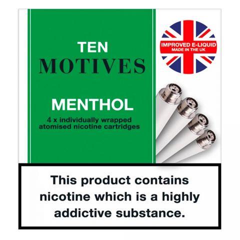 Ten Motives Menthol